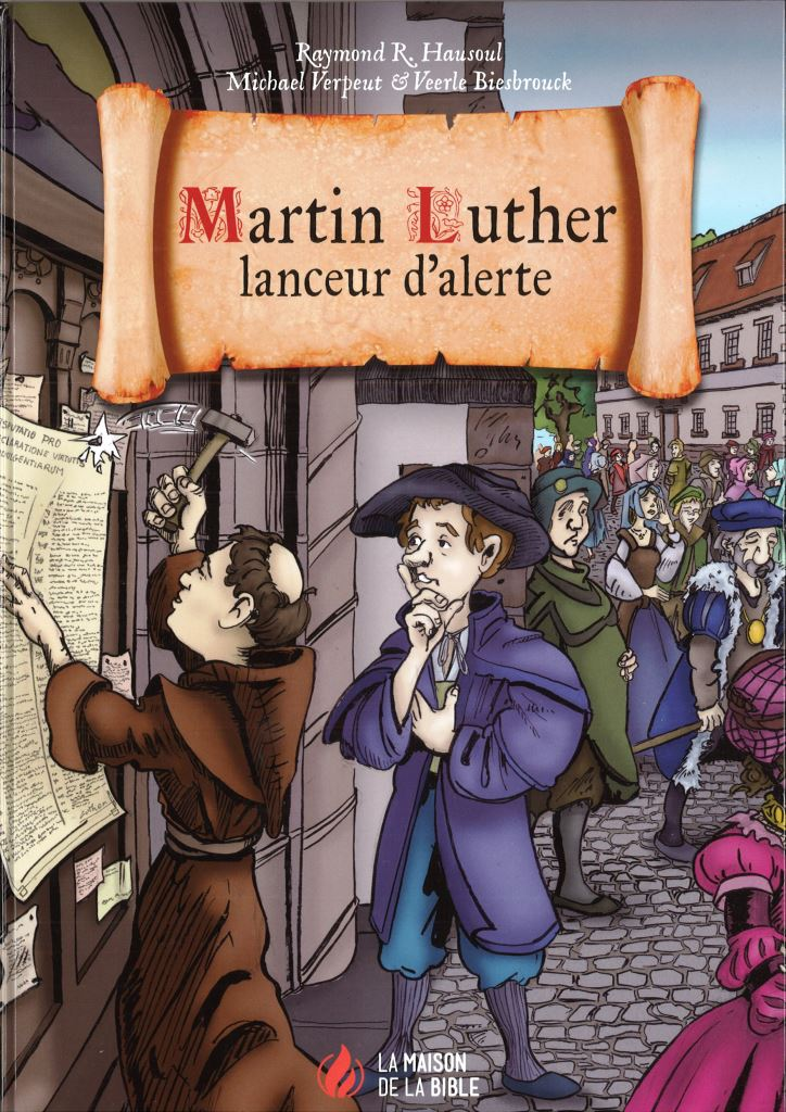 Luther Lanceur alerte